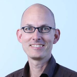 Headshot of Matthias Klugmann